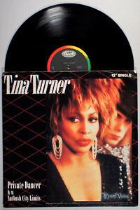 Tina-Turner-Private-Dancer-12-034-Single-1984-Vinyl-Nutbush-City-Limits