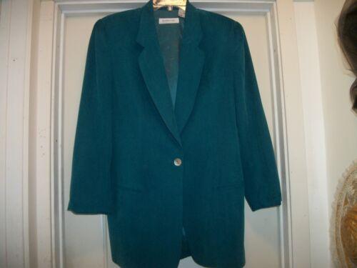 Point Veste collection Of et en veste ou la de riche turquoise View longue soie magnifique M 7x7fBw
