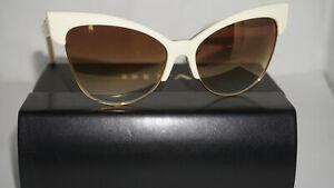 DITA-Lunettes-de-soleil-New-Gold-Cream-Brown-Gradient-Tentation-22029-C-CRM-GLD-61