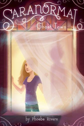 Ghost Town (Saranormal)-ExLibrary