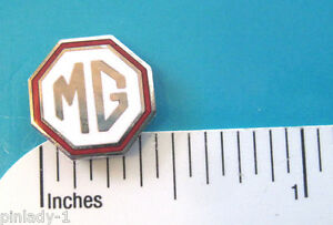 MG-logo-034-MINI-PIN-034-hat-pin-lapel-pin-tie-tac-hatpin-GIFT-BOXED-Red