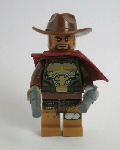 NEW McCree Overwatch 75972 Lego minifigure Figure