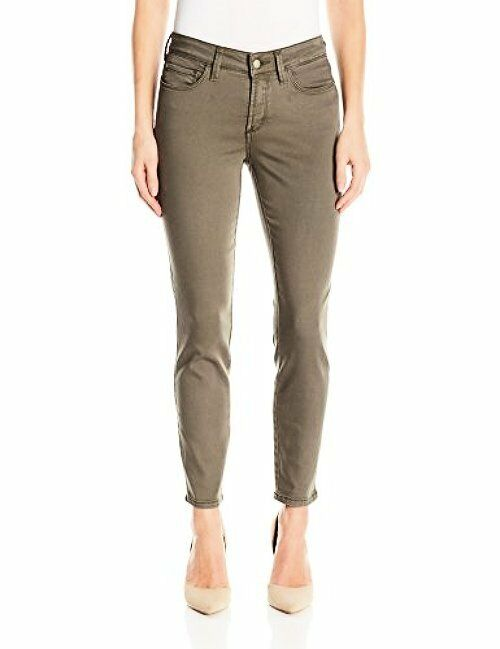 NYDJ Womens Collection Ami Super Skinny Ankle Jeans in Future Fit