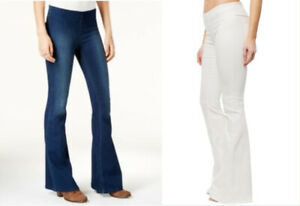 size 40 best place for available Details about Free People Penny Pull On Flare Jeans New