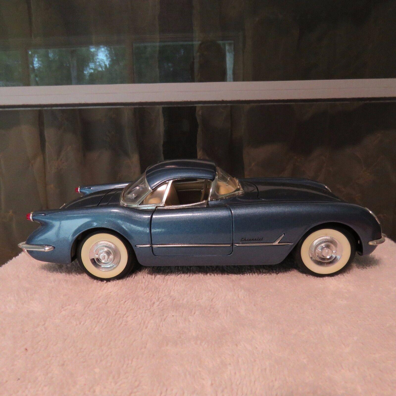 Mira 1954 Chevrolet Corvette 1 18 Scale Scale Scale Die Cast e17eed