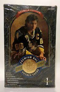 1993-Leaf-series-1-NHL-Hockey-Card-Box-36-packs-Factory-Sealed