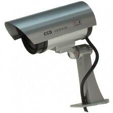 Kameraatrappe CCD Telecamera di sorveglianza telecamera fittizia fittizia Telecamera Finta con Led