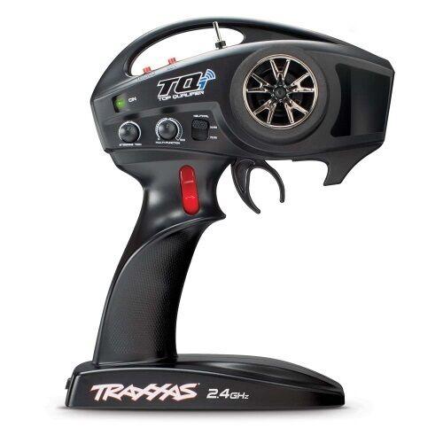 Traxxas 6507R 4-channel Tqi Tsm Sistema de Radio W  azultooth Mod