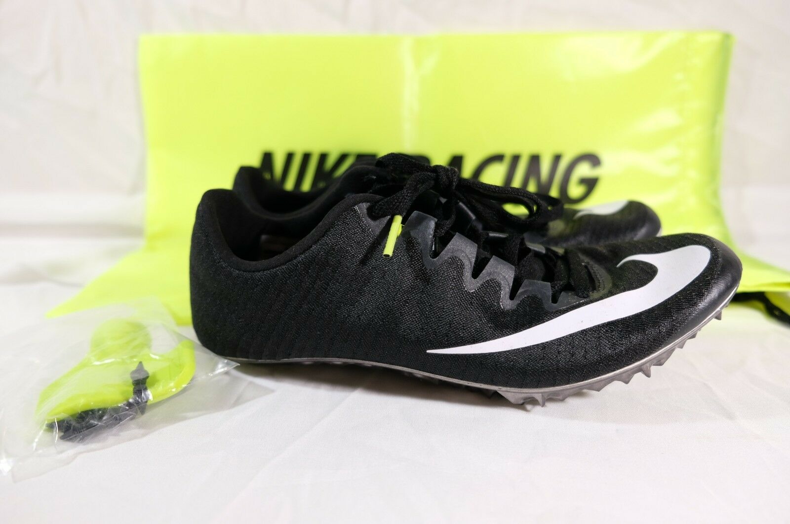 Nike Zoom Superfly Elite Atletica Spike Sz Uomini / Donne 835996-017 7,5 [6]