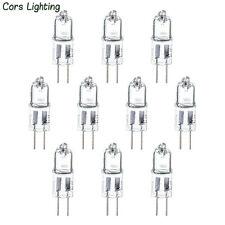10pcs G4 12V 20W 20watt Halogen Light Lighting Lamp Bulb, US Ship
