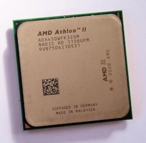 AMD-Athlon-II-ADX450WFK32GM-Triple-Core-3-2GHz-Socket-AM2-AM3-CPU-Processor