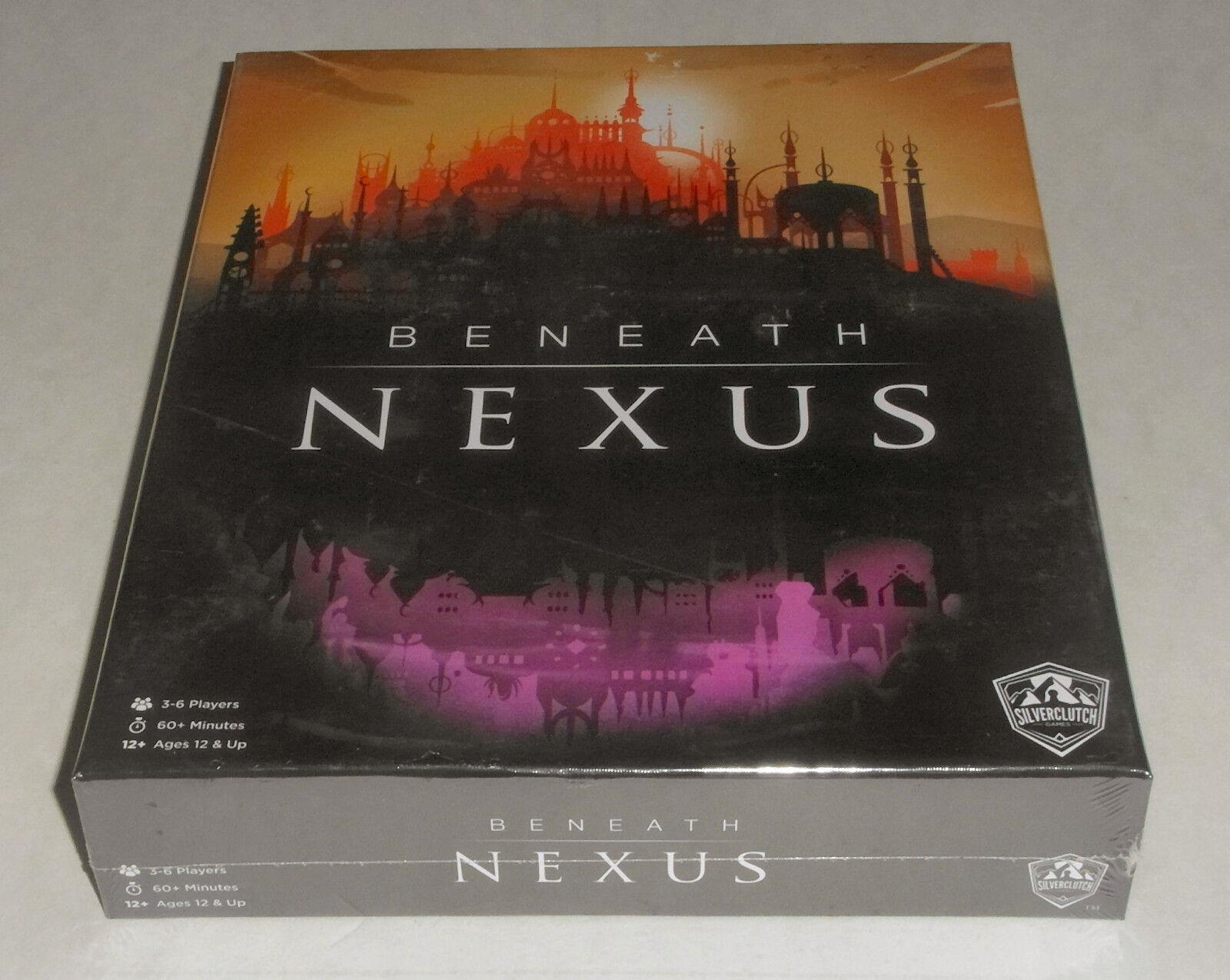 Bajo Nexus-Plataclutch Juegos - 2016