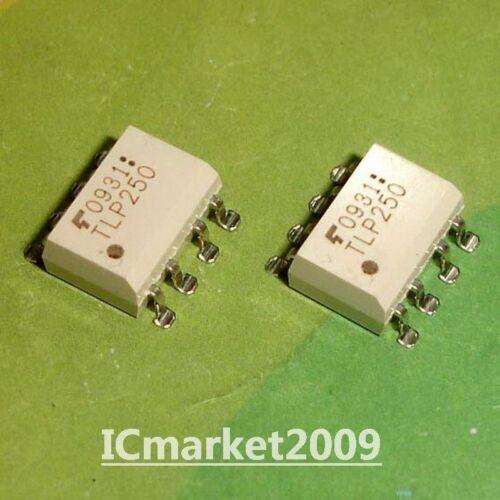 50 PCS TLP250 SMD P250 Photocoupler TRANSISTOR INVERTER