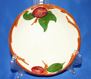 2 Franciscan China Apple Fruit Dessert Sauce Bowls USA