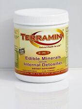 Terramin Powder 1 lbs Calcium Montmorillonite Clay by California Earth Minerals