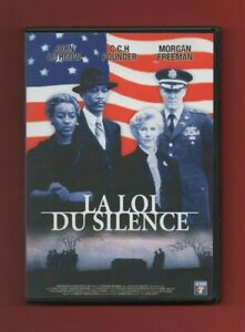 DVD - La Grundgesetz Du Silence Avec J.Lithgow, C. C.H.Pounder & Morgan Freeman
