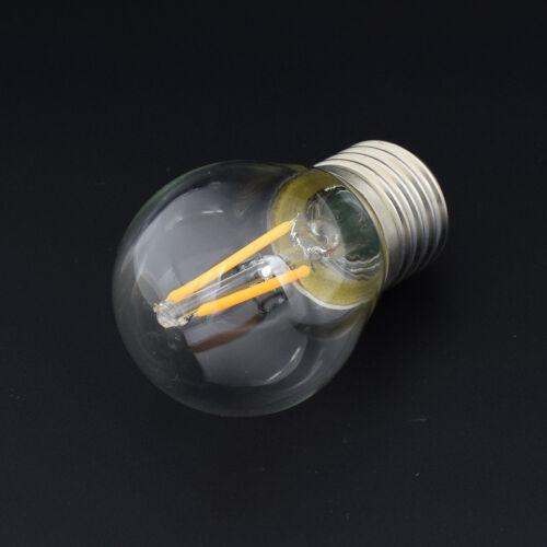 E27//E14 4//8//12//16W Flame COB Lamps Candle Flame Edison Filament LED Bulb Lights