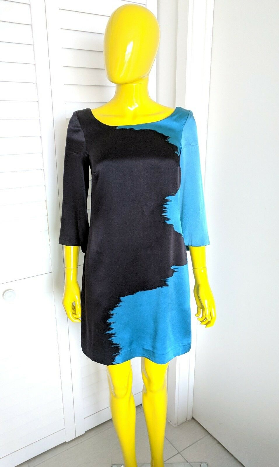 JAY GODFREY Gorgeous 100% Silk Dress Size 2