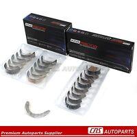 King xp Racing Main Rod Bearing Set D16a1 D16a6 D16y5 D16y7 D16y8 D16z6 D16y on sale