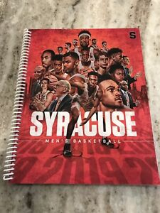 2018 2019 Syracuse University Orange Men S Basketball Su Acc Media