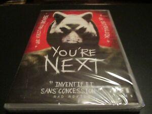 DVD-NEUF-034-YOU-039-RE-NEXT-034-film-d-039-horreur-de-Adam-WINGARD