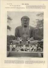 1898 Elephant Shooting Somaliland British Jack Tar Kamakura Buddha Sagami