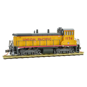 Micro-Trains N 986 00 572 Union Pacific SW1500 DC DC DC 257190