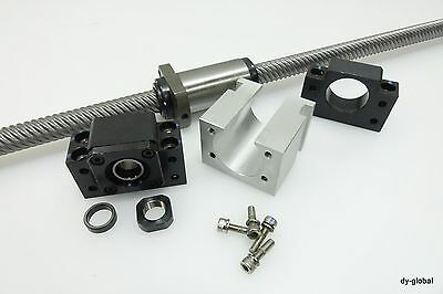 THK Used Linear Actuator Motion WTF2040-3+1080 BK15+BF15 Super fast 40mm lead