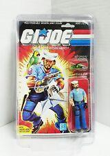 GI Joe SHIPWRECK 1985 MOC MOSC Hasbro Vintage New Factory Sealed Action Figure