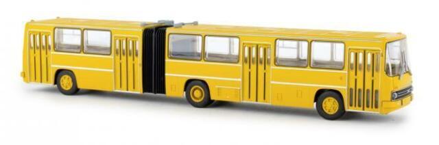 Brekina Ikarus 280.02 Gelenkbus dunkelgelb 59706