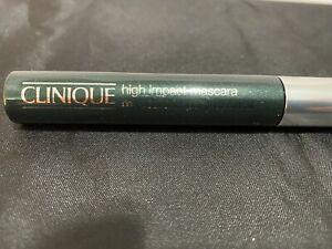 Clinique High Impact Mscara 01 Black .28 oz Full Size