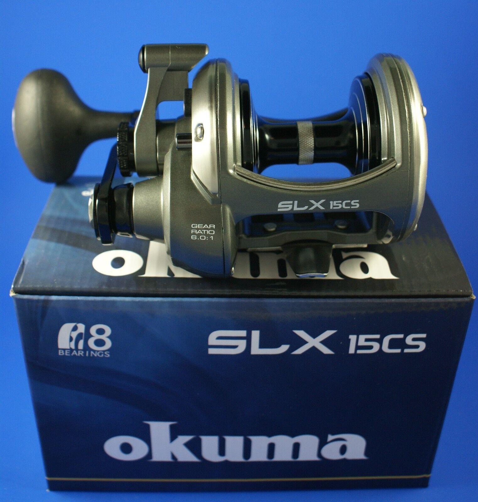 Okuma Drag Solterra SLX-15CS Lever Drag Okuma Fishing Reel 363a6e