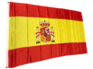 Sammeln & Seltenes Fanflaggen Spanien Fahne Spanische National Flagge 150 x 90 cm mit Ösen