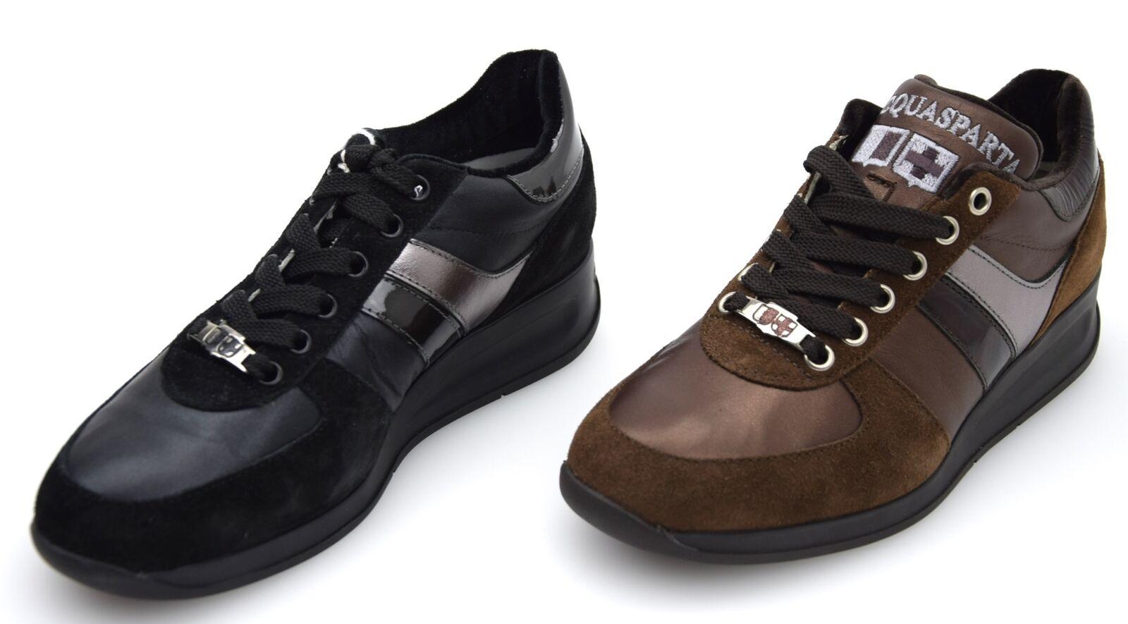 D'ACQUASPARTA DONNA scarpe  da ginnastica SHOWS CASUALE CODE 1103 - 1124 VASARI ZEPPA  il più economico