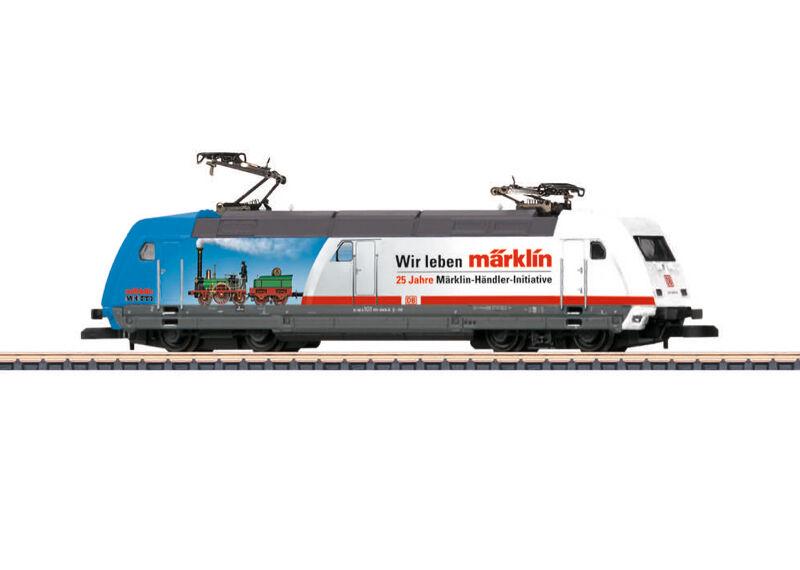 88676 E-Lok 101 DB-AG ep6  25 anni MHI  Traccia Z/miniclub