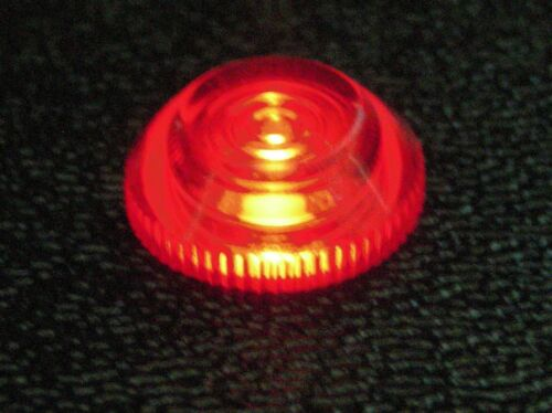 BBT 110 volt Round Red LED Waterproof  Indicator Light