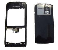 NUOVO ORIGINALE Originale Blackberry 8100 Fascia COPRIBATTERIA Facia