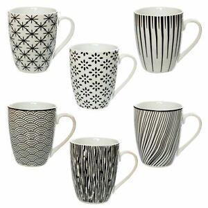 6-Tassen-Kaffeebecher-gross-Kaffeetasse-Kaffeetassen-Set-Becher-Kaffeepott-Tasse