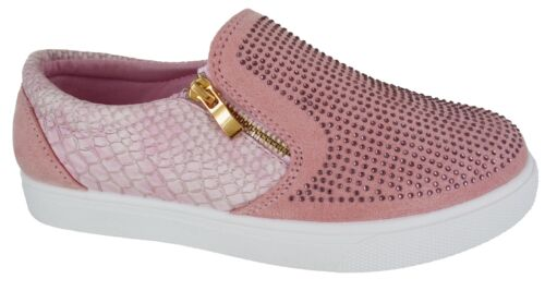 LADIES FASHION EVERYDAY CONFORT BEACH HOLIDAY CANVAS TRAINERS WOMENS SHOES SZ