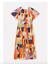 thumbnail 2 - ⭕️ NEW  Exclusive Gorman x Katie Eraser Printed Tiered Dress  14.