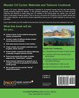 Blender 2.6 Cycles: Materials and Textures Cookbook by Enrico Valenza (Paperback, 2013)