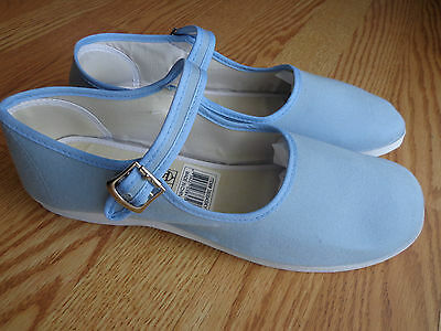 '' Responce '' Women's  Sky Blue Flats - Oxfords Shoes