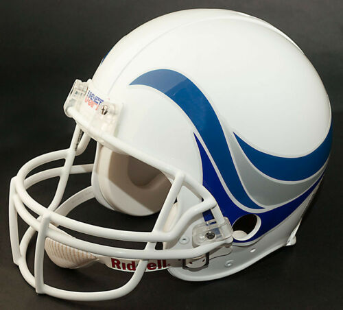 NEW ORLEANS BREAKERS 1984 USFL Football Helmet DECALS
