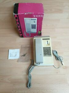 Details about Retro Pay Phone Solitaire 1000 with original box, keys,  instructions