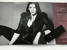 RARE PROMO LIV TYLER VERY IRRESISTIBLE GIVENCHY L'INTENSE FRAGRANCE PRESS KIT