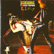 CD - Scorpions - Tokyo Tapes - #A1626