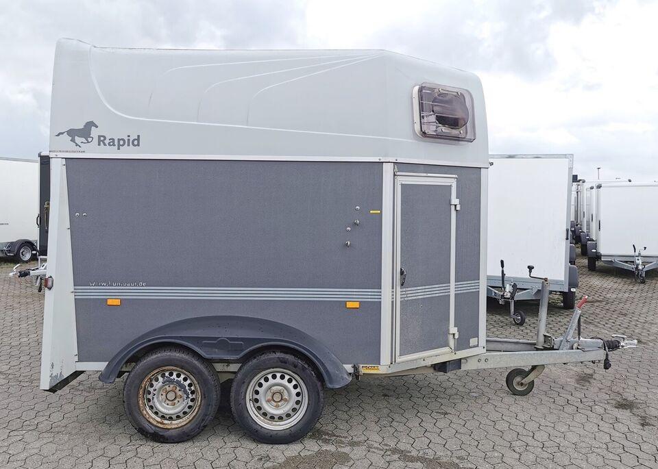 Trailer Humbaur Rapid-2000, lastevne (kg): Humbaur