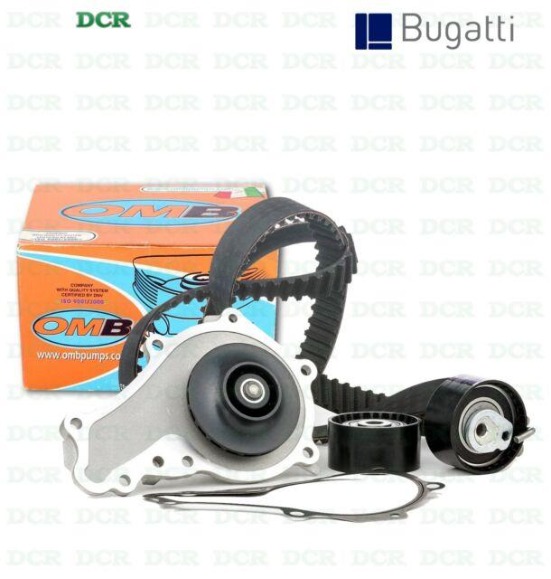 Kit Distribuzione + Pompa Acqua BUGATTI KMB10153C FIAT GRAND PUNTO 1.4 NP 57KW