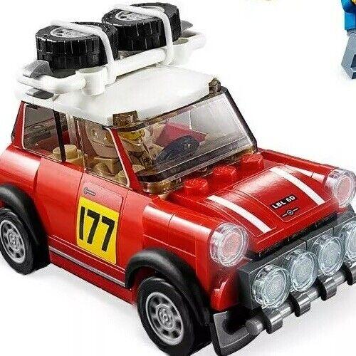 Split LEGO 75894 Speed Champions 1967 Mini Cooper S ONLY