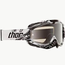 Thor MOTORCROSS MX ALLY WRAP Goggles Scorpio Black/White Frame  2601-1462